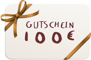 100 EURO GIFT CARD