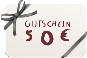 50 EURO GIFT CARD