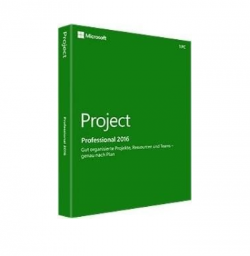 Microsoft Project 2016 Professional Download