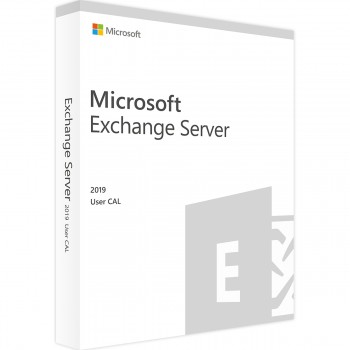 Microsoft Exchange Server 2019 USER CAL