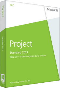 Microsoft Project 2013 Standard Download