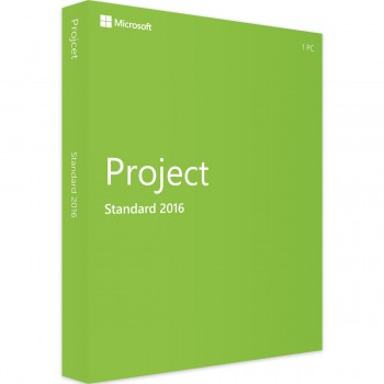 Microsoft Project 2016 Standard Download