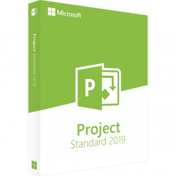 Microsoft Project 2019 Standard Download