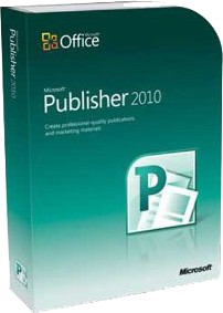 Microsoft Publisher 2010 Download