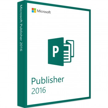 Microsoft Publisher 2016 Download