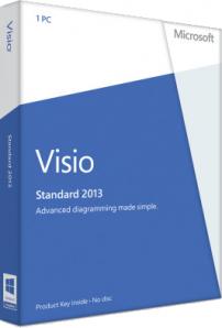 Microsoft Visio 2013 Standard Download