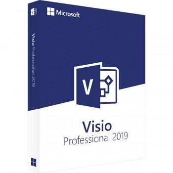 Microsoft Visio 2019 Professional Download