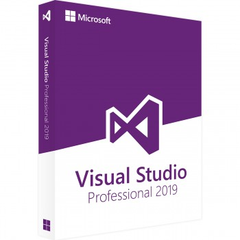 Microsoft Visual Studio 2019 Professional Download