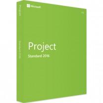 Microsoft Project 2016 Standard Download