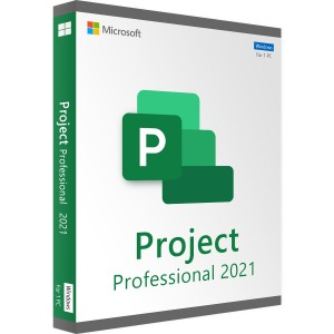 Microsoft Project 2021 Professional Download