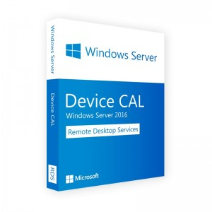 Microsoft Remote Desktop Services 2016 DEVICE CAL