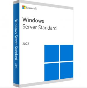Microsoft Windows Server 2022 Standard 16-Core