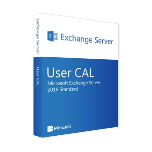Microsoft Exchange Server 2016 USER CAL
