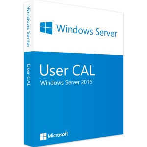 Microsoft Windows Server 2016 USER CAL