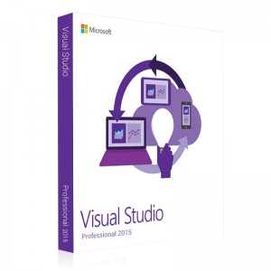 Microsoft Visual Studio 2015 Professional Download