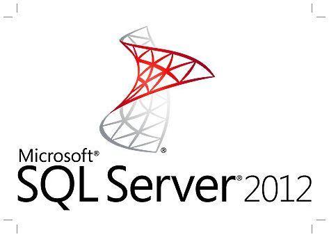 Image result for Microsoft SQL Server 2012 Standard