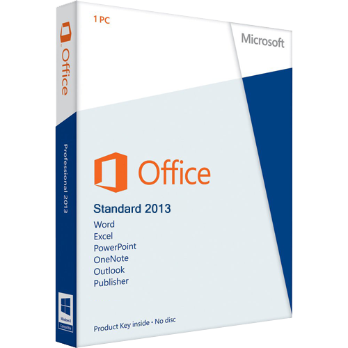 office standard 2013 download